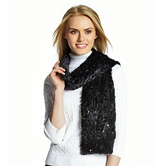 Collection 18 Ashley Sequin Muffler