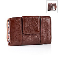 Relativity® Tab Zip Around Getaway Wallet