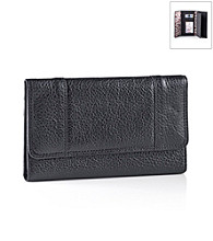 Relativity® Checkbook Clutch