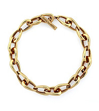 Vince Camuto™ Elongated Links Collar Necklace