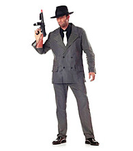 Gangster '20s Adult Costume