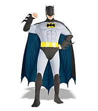 The Batman Muscle Chest Adult Costume