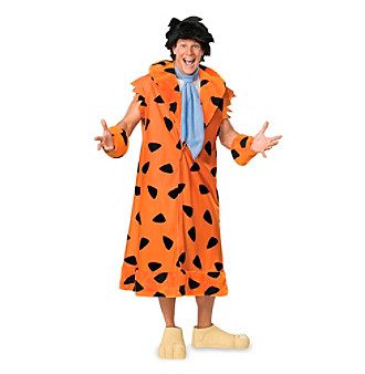 Flintstones Fred Flintstone Adult Plus Costume plus size,  plus size fashion plus size appare
