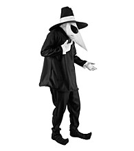 Spy Vs. Spy Black Spy Adult Costume