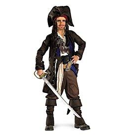 Disney® Pirates of the Caribbean: Captain Jack Sparrow Prestige Child Costume