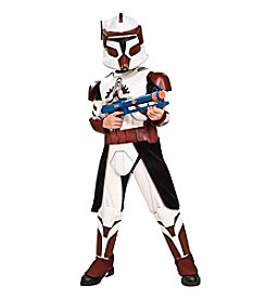 Disney® Star Wars™ The Clone Wars: Deluxe Commander Fox Child Costume