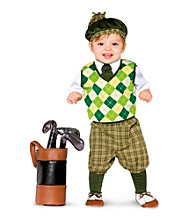 Future Golfer Infant and Toddler Costume