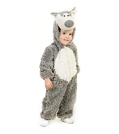 Little Wolf Infant and Toddler Costume