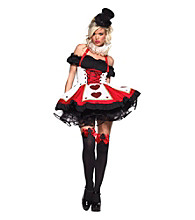 Dark Heart Queen Adult Costume