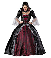Vampiress of Versailles Adult Plus Costume