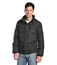 John Bartlett Statements Men's Puffer Jacket