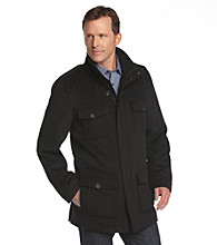 Kenneth Roberts Platinum® Men's Four-Pocket Military Jacket