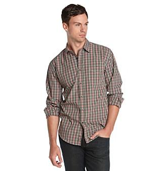 John Bartlett Consensus Men's Raf Olive Buttondown Shirt