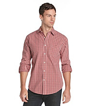 John Bartlett Consensus Men's Red Mineral Buttondown Shirt