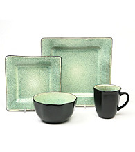 Baum Squared 16-pc. Dinnerware Set