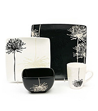 Baum Shadow Gardon 16-pc. Dinnerware Set