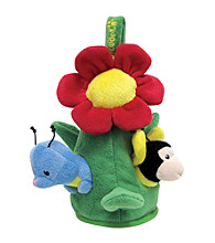 FouFou Dog™ Peek-a-Boo Flower Forest Friend Dog Toy