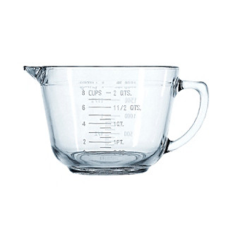 Anchor Hocking® Batter Measuring Bowl