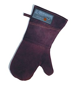 Outset® Leather Grill Mitt