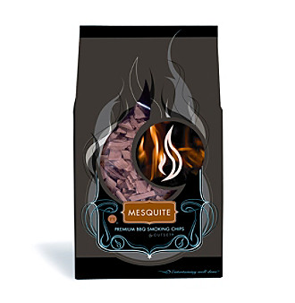 Outset® Mesquite Wood Smoking Chips