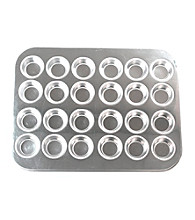 Fox Run Craftsmen® 24 Mini Muffin Mold Pan