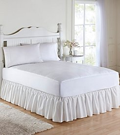 LivingQuarters Aller-Ease® Hot Water Washable Mattress Pad