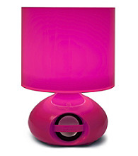 iHome® 8-Light Speaker Lamp