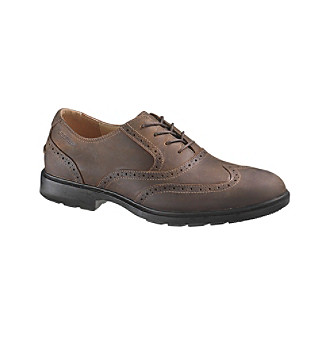 "Sebago® Men's ""Breton"" Oxford - Medium Brown"