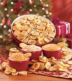 Swiss Colony® Incredible Spreadables® with Crunchy Crisps
