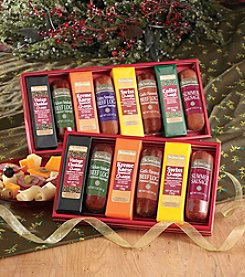 Swiss Colony® 4-pk. Sausages 'n Cheese Bars Gift Set