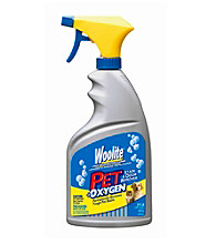 Woolite Pet + Oxygen Carpet & Upholstery Cleaner