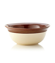 Paula Deen® Chestnut Serving Bowl