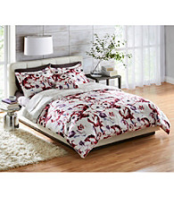 Eleanor 3-pc. Comforter Set by LivingQuarters Loft