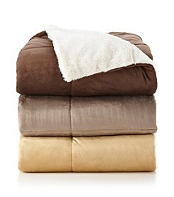 LivingQuarters Faux Fur Throws