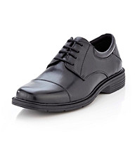 "Nunn Bush® Men's ""Jordan"" Dress Shoe - Black"