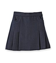 Izod® Girls' 7-16 Navy Scooter Skirt