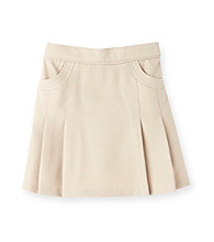 Izod® Girls' 7-16 Khaki Scooter Skirt