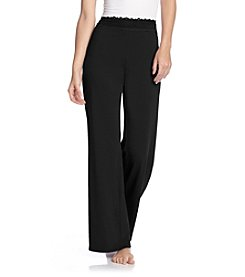 Chanteuse® Lace Trim Pants