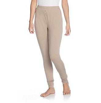 Zoe & Bella @ BT Knit Ski Pants - Soft Mocha