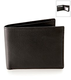Perry Ellis Portfolio® Men's Park Avenue Passcase Wallet