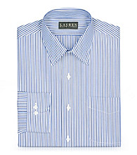 Lauren® Men's Striped Dress Shirt