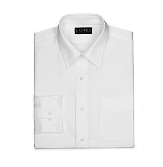 Lauren Ralph Lauren Men's White Dress Shirt