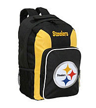 TNT Media Group NFL® Pittsburgh Steelers Southpaw Team Color Backpack