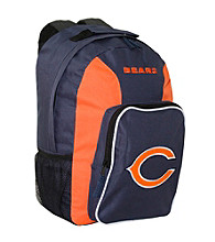 TNT Media Group NFL® Chicago Bears Southpaw Team Color Backpack