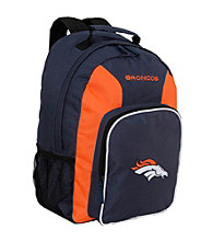 TNT Media Group NFL® Denver Broncos Southpaw Team Color Backpack
