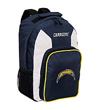 TNT Media Group NFL® San Diego Chargers Southpaw Team Color Backpack