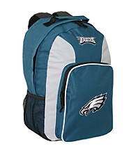 TNT Media Group NFL® Philadelphia Eagles Southpaw Team Color Backpack