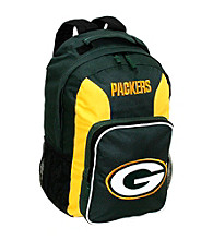 TNT Media Group NFL® Green Bay Packers Southpaw Team Color Backpack
