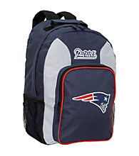 TNT Media Group NFL® New England Patriots Southpaw Team Color Backpack
