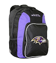 TNT Media Group NFL® Baltimore Ravens Southpaw Team Color Backpack